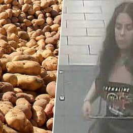 Woman Who Urinated On Potatoes In Walmart Has Turned Herself In