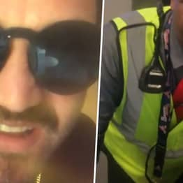Bam Margera Asks Dr. Phil For Help After Being Prevented From Boarding Plane