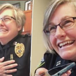 Scammers Try And Con Police Captain, Doesn't End Well For Them