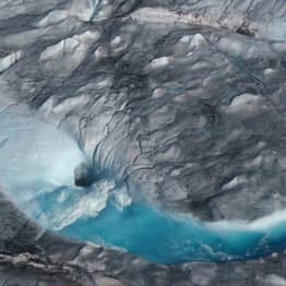 More Than 12 Billion Tonnes Of Ice Melts In Greenland In Just One Day