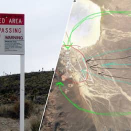 Two Arizona Counties Declare State Of Emergency Over Storm Area 51 Event