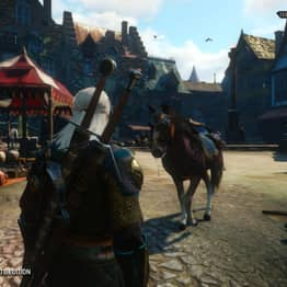 The Witcher 3 On Switch 'Same Experience' As PS4/Xbox, Cutting Content 'Never A Question'
