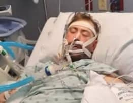 Man Put In Medically Induced Coma After 'Vaping Related' Lung Disease