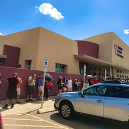El Paso Blood Banks Are 'Overwhelmed' By Donations After Walmart Mass Shooting
