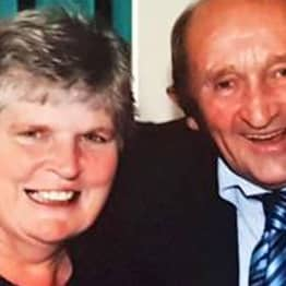 Married Couple Die Within Minutes Of Each Other After Lifetime Together