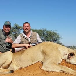 Posing With An Animal's Dead Body After Hunting It Will Never Be Impressive
