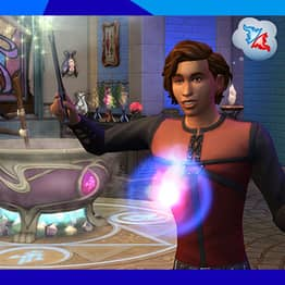 The Sims 4 New DLC Is The Harry Potter Game We Need