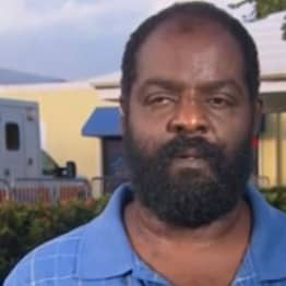 Blind Man In Bahamas Carries Disabled Son To Safety From Hurricane Dorian