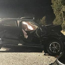 Firefighter Was First On The Scene To Crash Which Killed His Teen Daughter