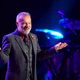Graham Norton Reveals The Time He Was Stabbed And Left For Dead