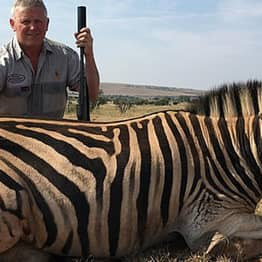 British Trophy Hunters Pose With 'At Risk' Zebras They Killed For Fun