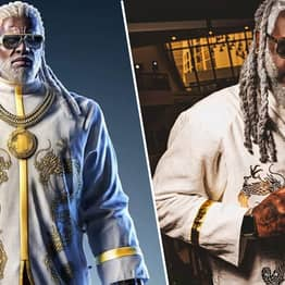 T-Pain Cosplayed A Tekken Character And Absolutely Nailed It