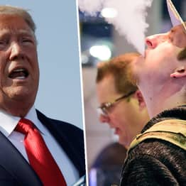 Trump Is Calling On FDA To Ban All Flavoured Vapes After Deaths