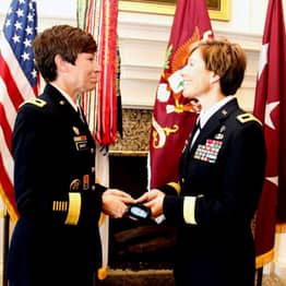 Sisters Make History After They Both Attain Rank Of General