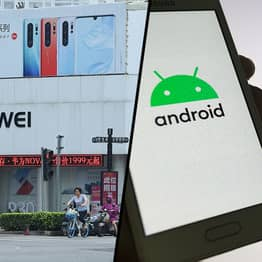 Huawei's Upcoming Smartphones Won't Run Android's New Operating System