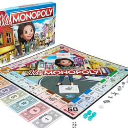 Women Will Get More Money In New Feminist Monopoly