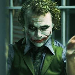 Heath Ledger Asked Christian Bale To Punch Him In The Face For Real