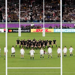 England Fined For V-Shaped Response To Haka Despite World Rugby Calling It 'Incredible'