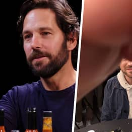 Paul Rudd's Greatest Talent Is Making His Pinkie Into A 'Great Scrotum' In All His Pics
