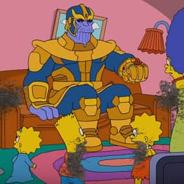 Avengers-Themed Episode Of The Simpsons Will Air In February 2020