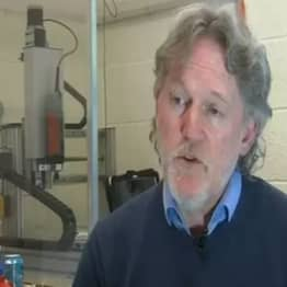 Man Invents Revolutionary Electric Car Battery That Can Power Planes