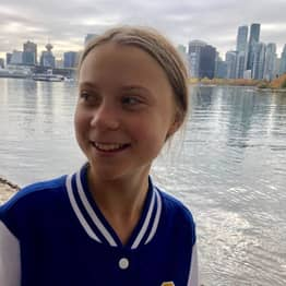 Greta Thunberg Has Perfect Response To Heckler At Climate Change Rally