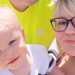 Mum's Warning After Son Catches 'Life-Threatening' Herpes From Kiss