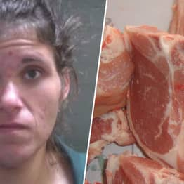 Florida Woman Accused Of Hitting Man With Hammer Over Pork Chop Fight