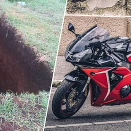 Man Digs Up Parents' Bones To Swap For A Motorbike
