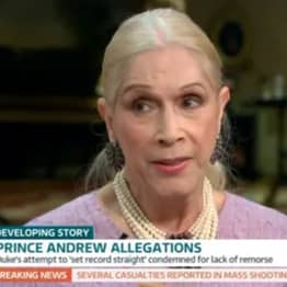 Lady Colin Campbell Claims Using 'Underage Sex Workers Doesn't Count As Paedophilia'