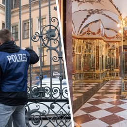 Thieves Steal Billions In Jewellery And Diamonds From Museum 'As Secure As Fort Knox'