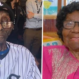 America's Oldest Man And Woman Die Within Days Of Each Other