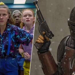 The Mandalorian Overtakes Stranger Things As Most Streamed Show In US