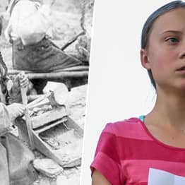 'Greta Thunberg' Spotted In 120-Year-Old Photograph