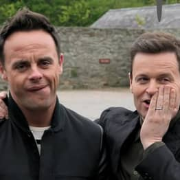 Ant & Dec Shocked To Discover They're Related