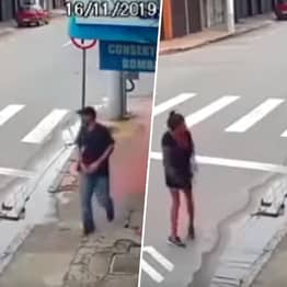 Man Shoots Homeless Woman Who Asked For 18 Pence To Death