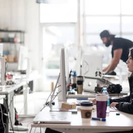 Office Workers Swear Approximately 55 Times A Week, Study Finds
