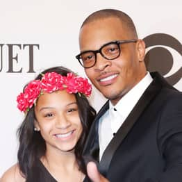 T.I.'s Daughter Deletes Her Instagram After He Talks About Monitoring Her Hymen