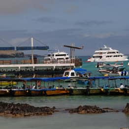 600 Gallons Of Diesel Fuel Spilled Near The Galapagos Islands