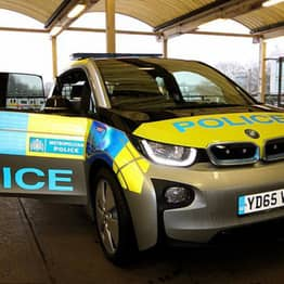 Police Spend £1.5M On Electric Cars Too Slow To Catch Criminals