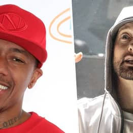 Nick Cannon Uses Eminem's Own Lyrics Against Him In Third Diss Track