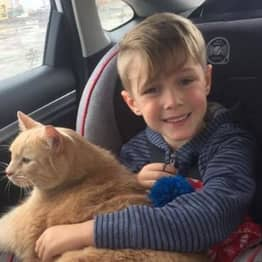 Mum Asks Son To Adopt Any Pet From Shelter And He Picks 10-Year-Old Tiny