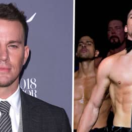 Channing Tatum Says He Won't Be Doing Magic Mike Live Because Of His Dad Bod