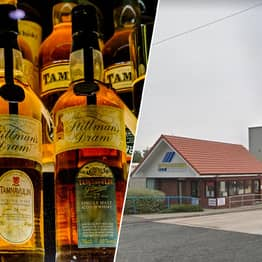 Fake Delivery Driver Steals 3,000 Bottles Of Whiskey Worth £18,000