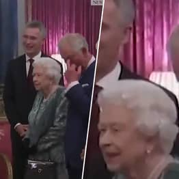 Prince Charles Accused Of Flipping Off Donald Trump As He Breaks Royal Protocol Again