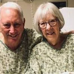 Pensioner Donates Kidney To Wife Of 51 Years After Finding He's A Rare Match