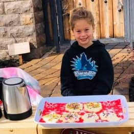 Five-Year-Old Paid Off Lunch Balances For Over 1,000 Students By Selling Cocoa And Cookies