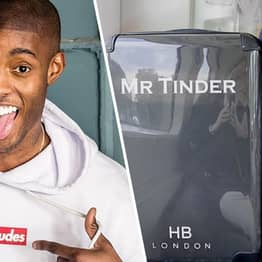 Tinder's Most Right-Swiped Man Of 2017 Is Single Again