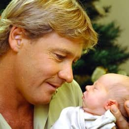 Unseen Photo Of Steve Irwin Shared By Terri To Mark Son's 16th Birthday