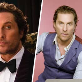 Matthew McConaughey Thinks He's Going To Die By Crocodile In The Niger River
